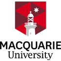 Macquarie University Faculty of Science logo (stacked)