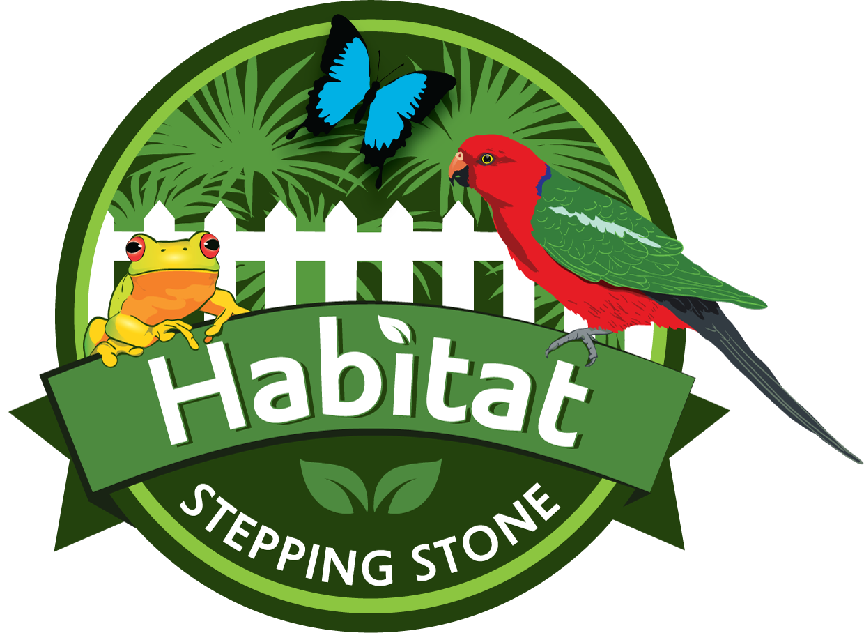 Habitat Stepping Stones logo