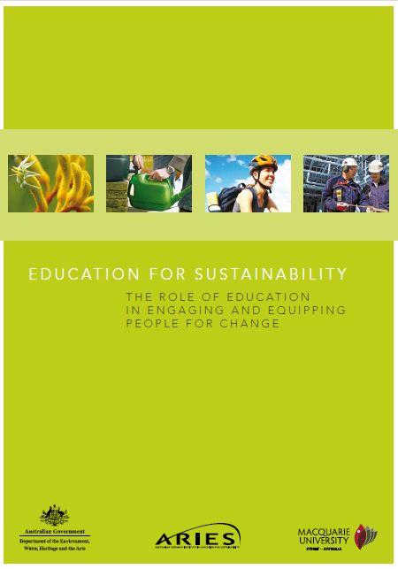 EfS brochure