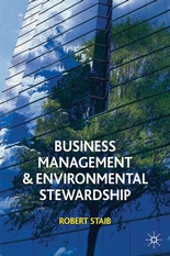 Cover Business Management & Environmental Stewardship