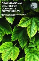 Cover of Organsational Change for Corporate Sustainability