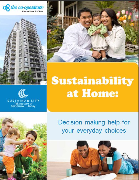 Sustainability at Home guide
