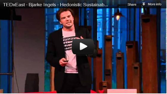 Hedonistic sustainability