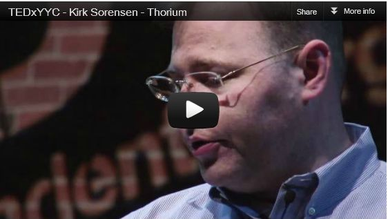 Thorium, an alternative nuclear fuel